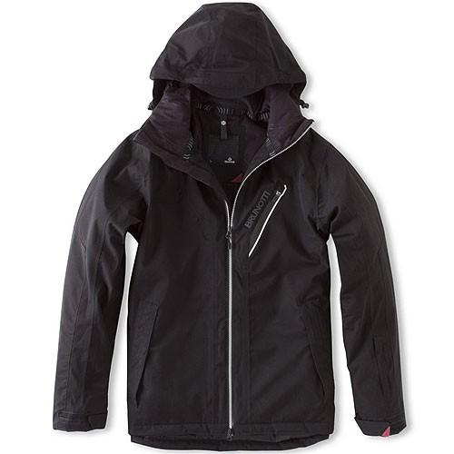 Brunotti Men`s Menkins Jacket Herren Jacke schwarz