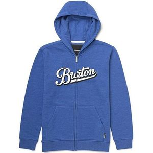 Burton Boys Walk Off Full-Zip Hoodie Kinder blau