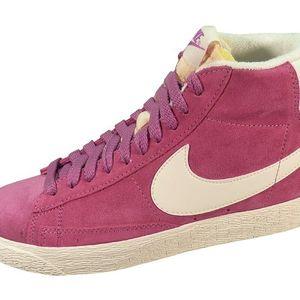 Nike Blazer Mid Vintage (GS) Kinder lila pink – Bild 3