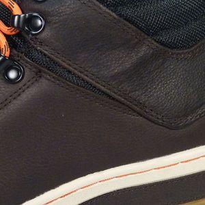 K1X Boots h1ke territory superior mk2 Herren Wintersneaker  braun orange – Bild 3