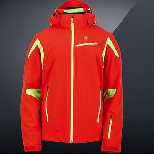 Spyder Alyeska Jacket Herren Skijacke volcano 2013/2014