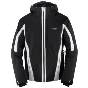 Killy Ulysse Men Jacket Herren Skijacke schwarz weiß