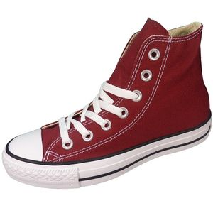 Converse Chuck Taylor All Star Hi Weinrot Maroon