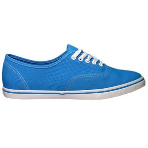 Vans Authentic Lo Pro Damen Sneaker blau weiss – Bild 2