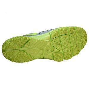 Nike Free Trainer 5.0 Trainingsschuh Herren grau neon – Bild 4
