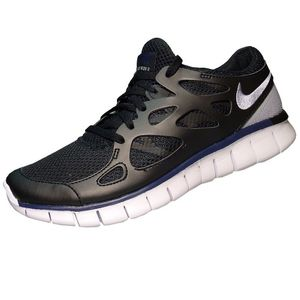 Nike Wmns Free Run 2 EXT Trainingsschuh Damen schwarz – Bild 1