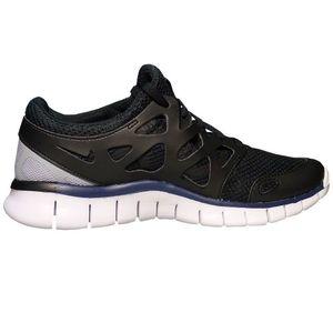 Nike Wmns Free Run 2 EXT Trainingsschuh Damen schwarz – Bild 2