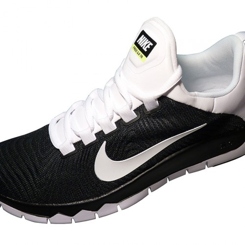 nike free trainer 5 0 trainingsschuh herren schwarz weiss. Black Bedroom Furniture Sets. Home Design Ideas