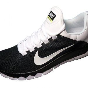 Nike Free Trainer 5.0 Trainingsschuh Herren schwarz weiss – Bild 3