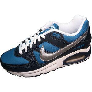 Nike Air Max Command (GS) Kinder Sneaker Blau – Bild 1