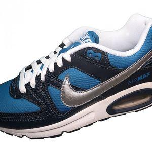 Nike Air Max Command (GS) Kinder Sneaker Blau – Bild 3
