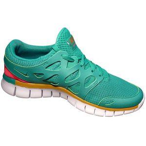 Nike WMNS Free Run 2 EXT Damen Running Grün – Bild 2