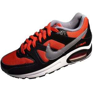 Nike Air Max Command (GS) Sneaker schwarz rot