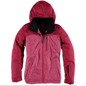 Brunotti Jontasa Girls Jacket Kinder Skijacke Flower