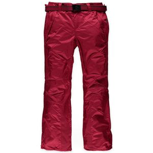Brunotti Loyd Twill Women Snowpant Damen Skihose pink