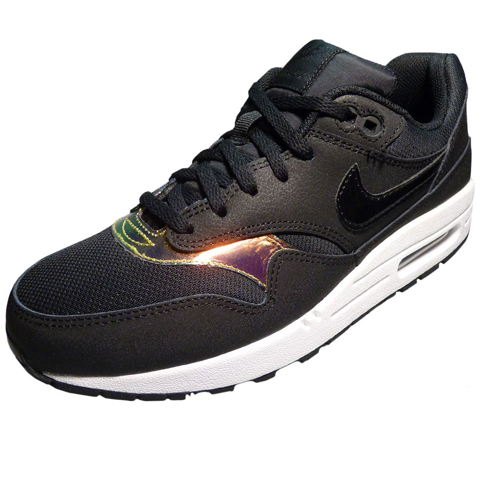 new concept 276b1 67529 ... promo code for nike air max 1 gs sneaker schwarz gold eb534 1d148 ...