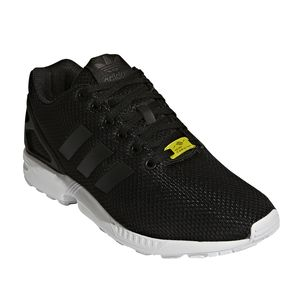 adidas ZX Flux Herren Sneaker schwarz M19840 – Bild 3