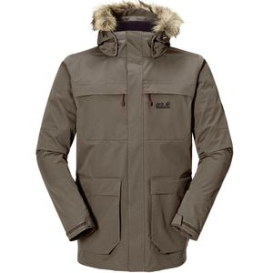Jack Wolfskin Westport Jacket Men 3 in 1 Herrenjacke siltstone