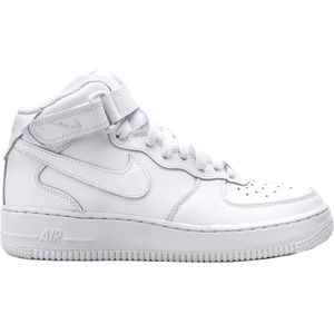 Nike Air Force 1 Mid GS High-Top Sneaker weiß