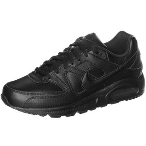 Nike Air Max Command Leather Herren Sneaker schwarz