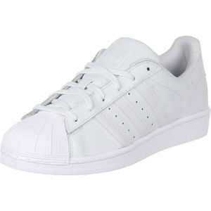 adidas Superstar Foundation Herren Sneaker weiß all white – Bild 1