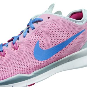 Nike WMNS Free 5.0 TR Fit 5 Damen Laufschuh Sneaker pink – Bild 3