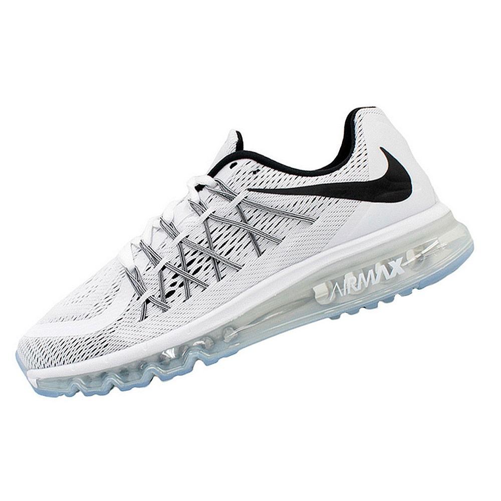 Nike Air Max 2015 Herren Sneaker weiß schwarz