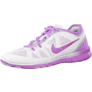 Nike WMNS Free 5.0 Trainer Fit 5 Breathe weiß lila