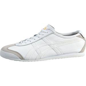 Asics Mexico 66 Herren Freizeitschuh Sneaker weiß – Bild 2