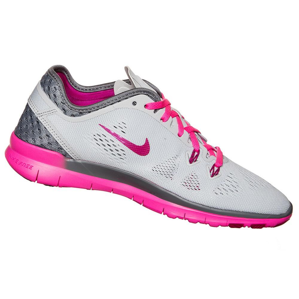 Nike Free 5.0 Tr Fit 5 Damen US 8.5 Grau Laufschuh uWO2zeTJLZ