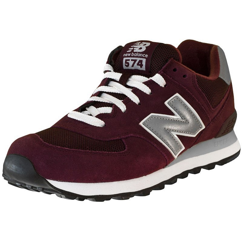 new balance in rot