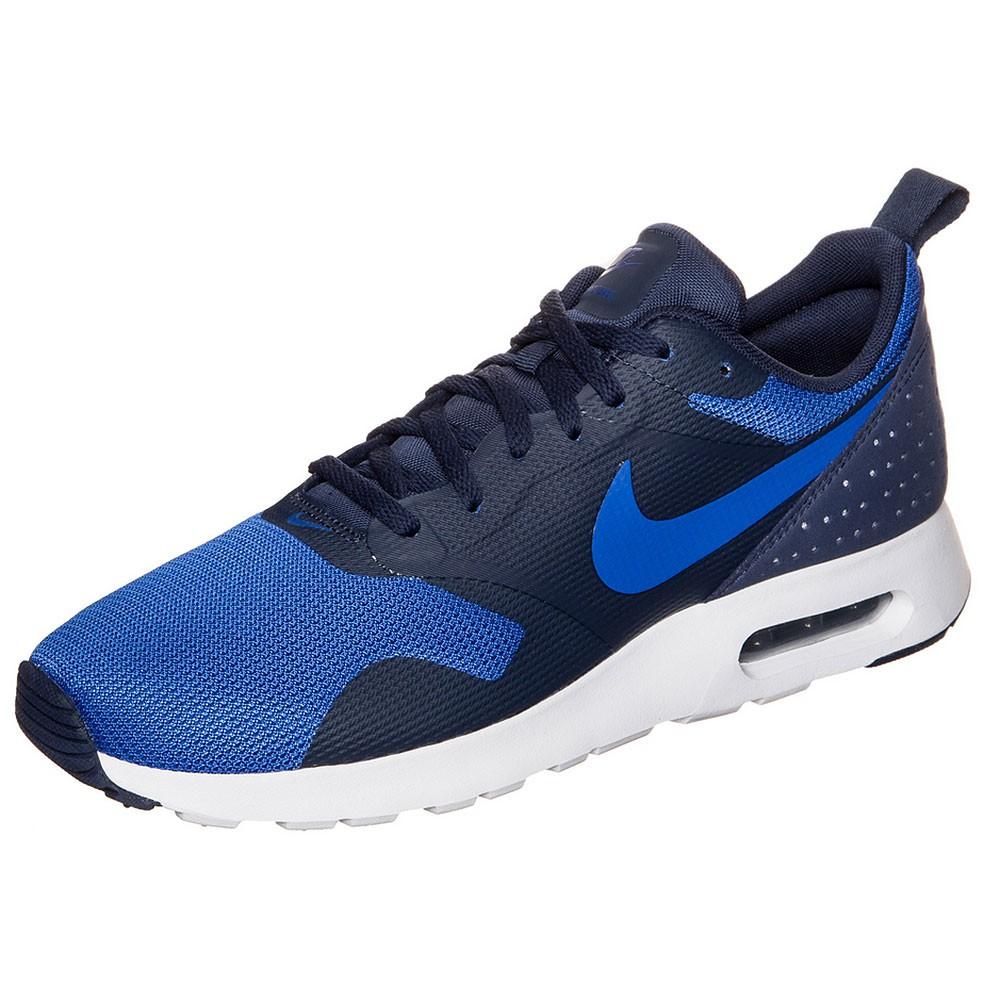 nike air max tavas herren sneaker blau dunkelblau. Black Bedroom Furniture Sets. Home Design Ideas