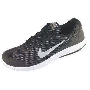 Nike Flex Experience 4 GS Kinder Sneaker schwarz weiß