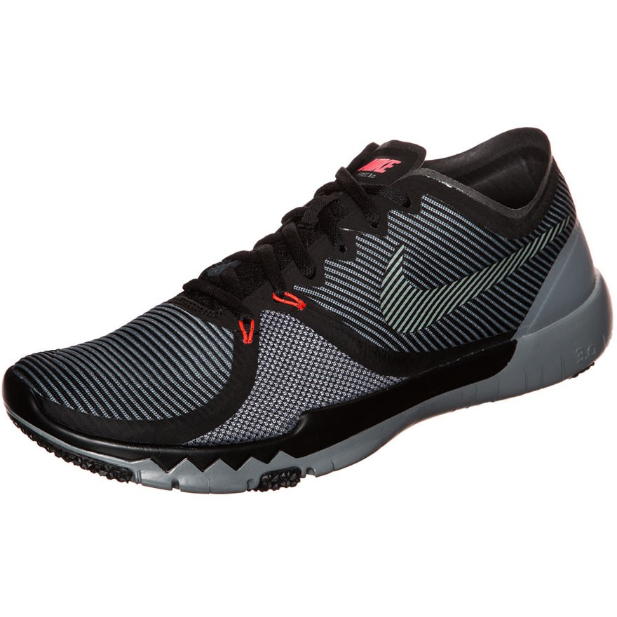 nike free trainer 3 0 schwarz orange. Black Bedroom Furniture Sets. Home Design Ideas