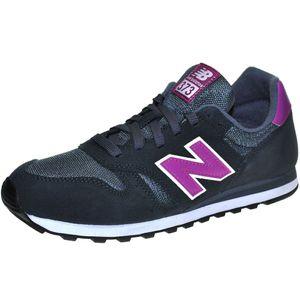 New Balance WL373SGL Damen Sneaker grau lila