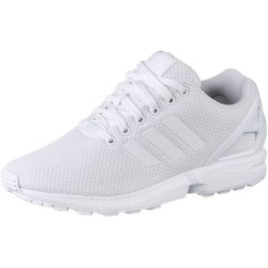 adidas ZX Flux Herren Torsion Sneaker weiß all white