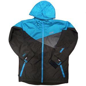 CNSRD Luke Herren Snowjacket Winterjacke blau grau schwarz – Bild 1