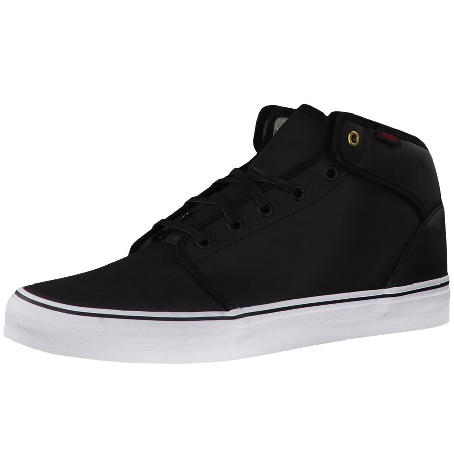 vans herren high top