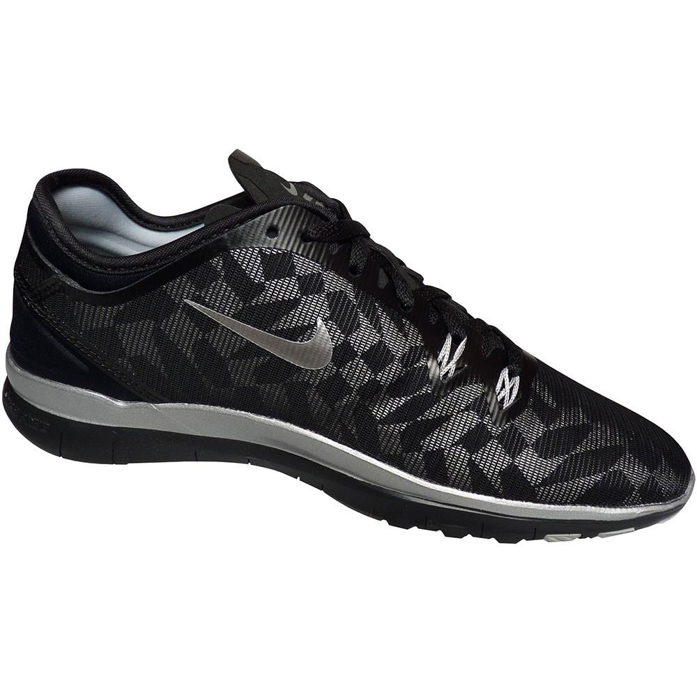 wholesale dealer a351b c05fd Nike WMNS Free 5.0 TR Fit 5 Metallic schwarz silber – Bild 2