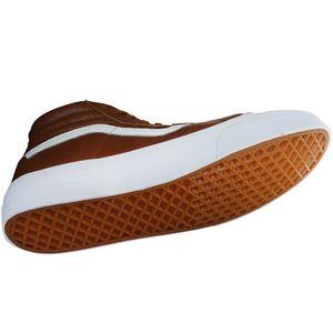 Vans SK8-Hi Reissue Herren High-Top Sneaker braun – Bild 4