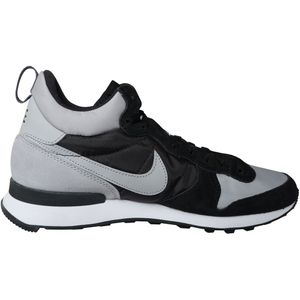 Nike Internationalist Mid Herren High-Top Sneaker schwarz grau – Bild 2