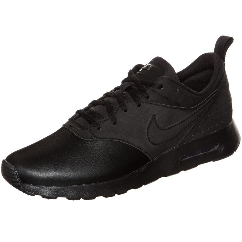 Nike Air Max Tavas LTR Herren Sneaker schwarz Leder