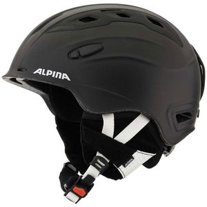 Alpina Snow Mythos Skihelm black matt 52 - 56 cm