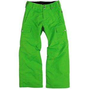 Burton Boys Exile Cargo Pant Ski- Snowboardhose slime