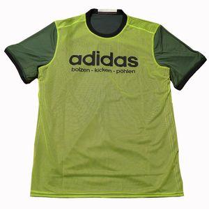 adidas DFB Away Jersey Kinder Auswärtstrikot EM 2016 grau olive  – Bild 4