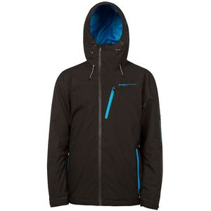Protest Research 15 Men Ski- Snowboardjacke schwarz