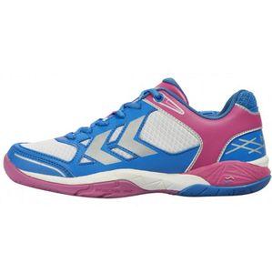 Hummel Omnicourt Z4 Womens Handballschuh blau pink
