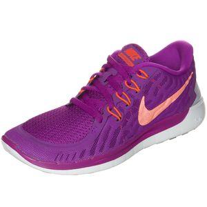 Nike WMNS Free 5.0 Damen Running Sneaker lila