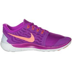 Nike WMNS Free 5.0 Damen Running Sneaker lila – Bild 2