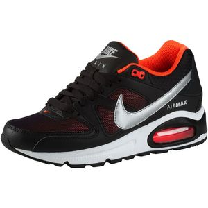 Nike Air Max Command GS Sneaker schwarz rot